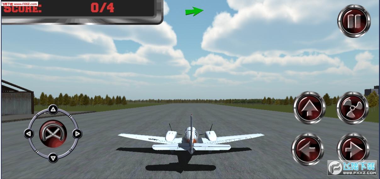 驾驶飞机模拟器V1.0截图0