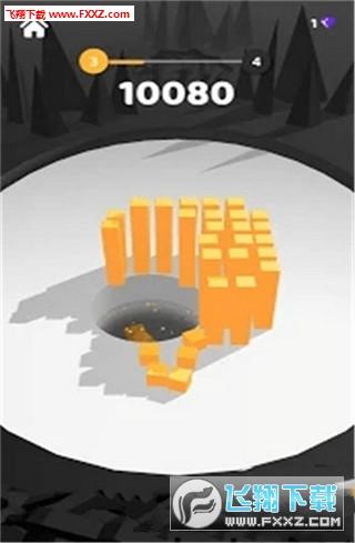 黑洞喂食安卓版v0.1截图0