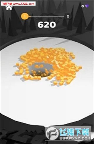 黑洞喂食安卓版v0.1截图2