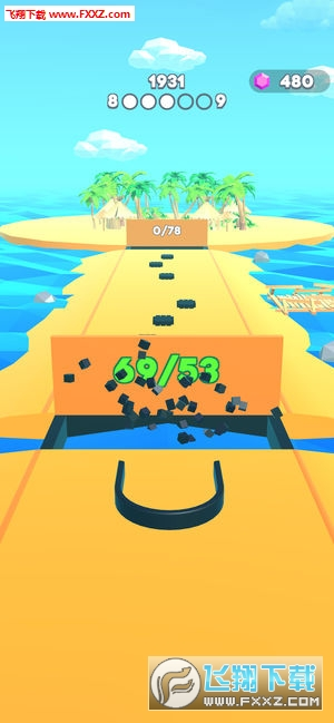 沙滩清理手游安卓版1.0.1截图2