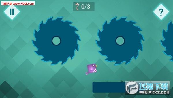 方块鸟冒险手游v1.1截图1