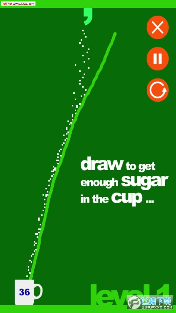砂糖下落手游安卓版2.8截图1