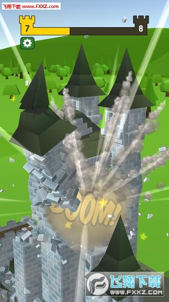 城堡毁灭者手游v1.4.0截图0
