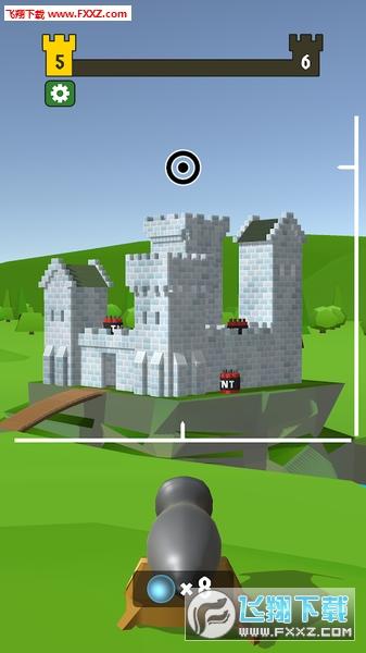 城堡毁灭者手游v1.4.0截图1