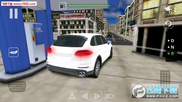 卡宴越野车模拟器游戏v1.0.2截图3