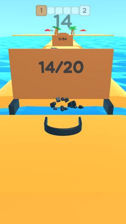 抖音海滩清洁手游最新版1.0.1截图1