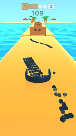 抖音海滩清洁手游最新版1.0.1截图2