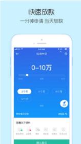 小豹子借贷app1.0截图0