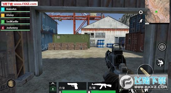 Z Tunnel War最新版v1.1.1截图0