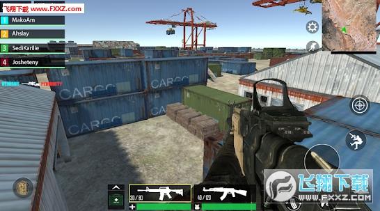 Z Tunnel War最新版v1.1.1截图1