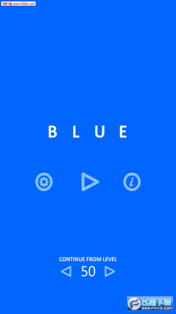 变成蓝色apkv1.0.1截图1