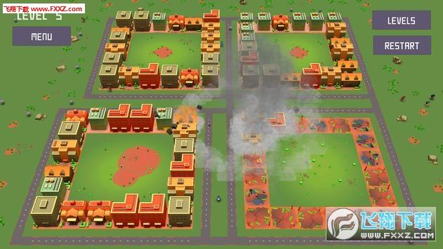 城市轰炸安卓版v0.2截图0
