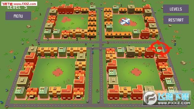 城市轰炸安卓版v0.2截图1