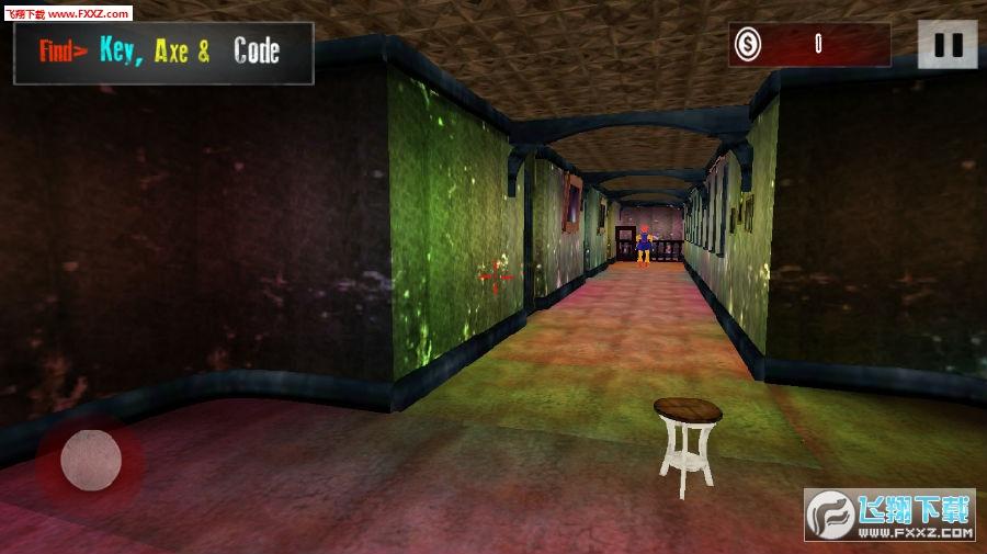 疯狂小丑密室逃脱游戏