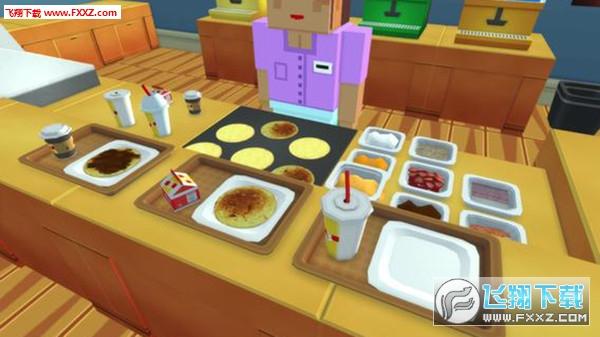 神奇的煎饼餐厅apk