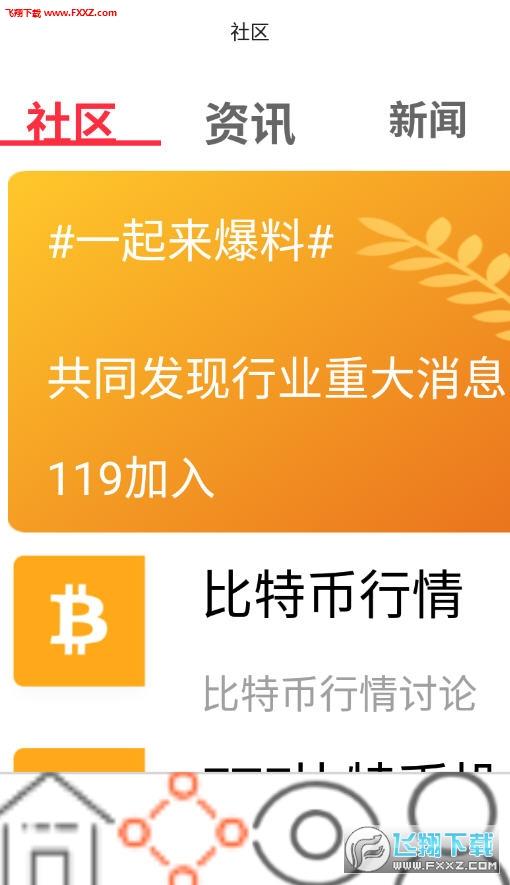 火币社区app