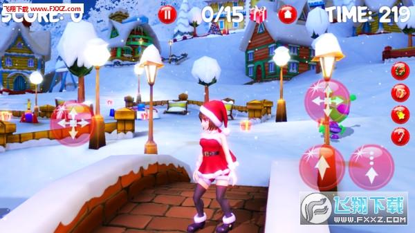 圣诞女孩大冒险游戏v3.0截图1
