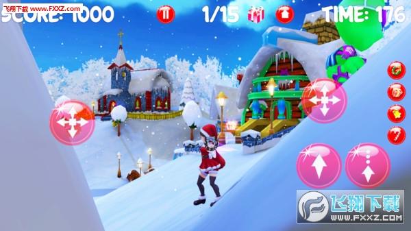 圣诞女孩大冒险游戏v3.0截图2