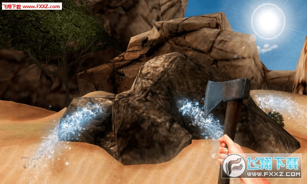 沙漠求生3D游戏v1.0.0截图1