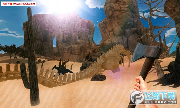 沙漠求生3D游戏v1.0.0截图0