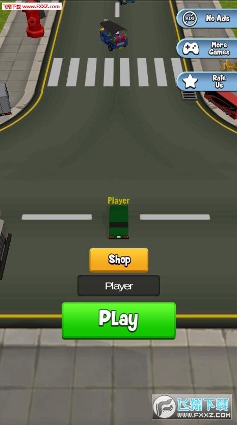 大汽车司机游戏v0.1截图1