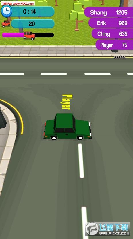 大汽车司机游戏v0.1截图2