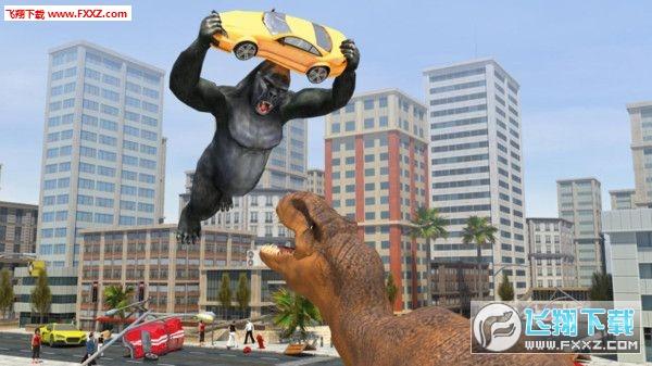 哥斯拉大战恐龙游戏v1.1截图3