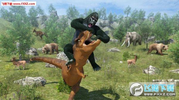 哥斯拉大战恐龙游戏v1.1截图2