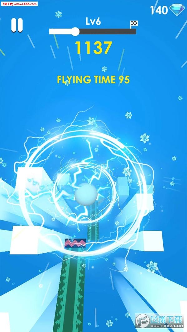 跳舞天空球apk1.0.2截图2