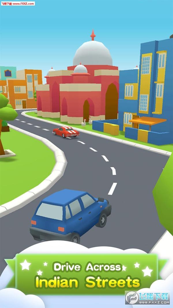 印度出租车模拟游戏v1.0.3截图1