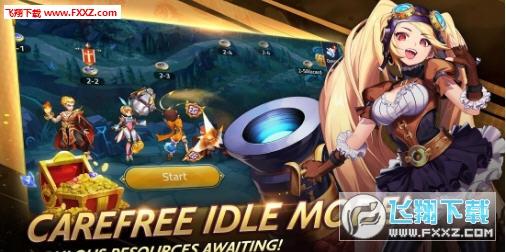 mobile legends adventure手游v1.0截图2