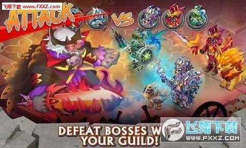 KnightsDragons游戏v1.55.300截图0