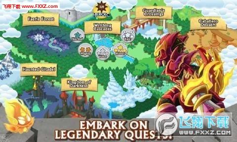 KnightsDragons游戏v1.55.300截图1