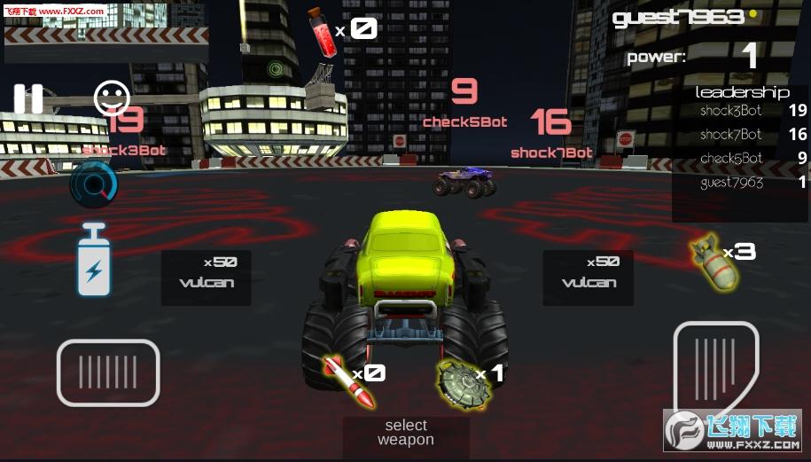 卡车必须下降游戏v5.1截图1