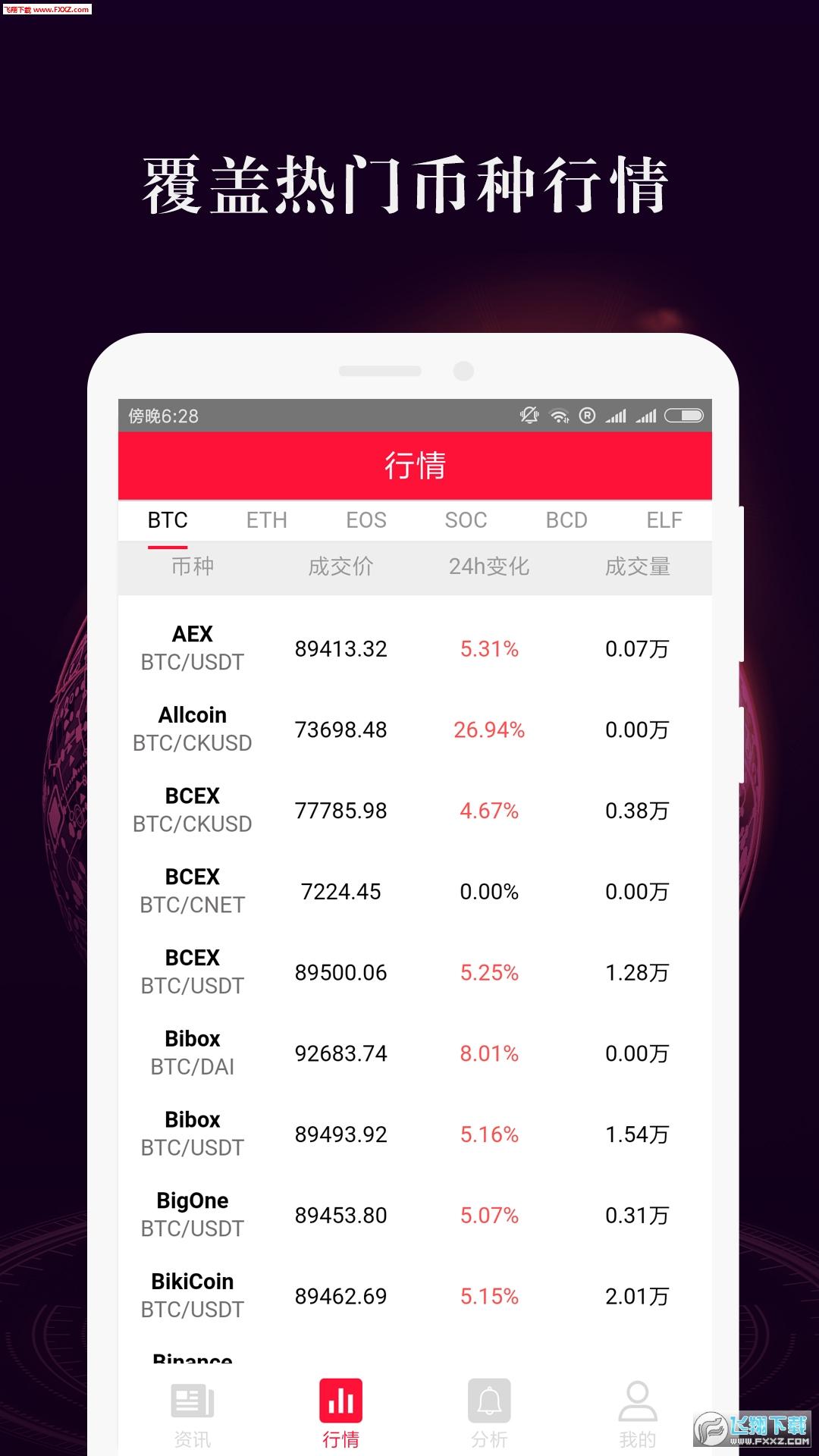 恒星币圈app官方版1.0.0截图1