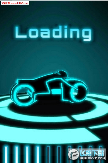 Neon Bike Race官方版v1.10截图2