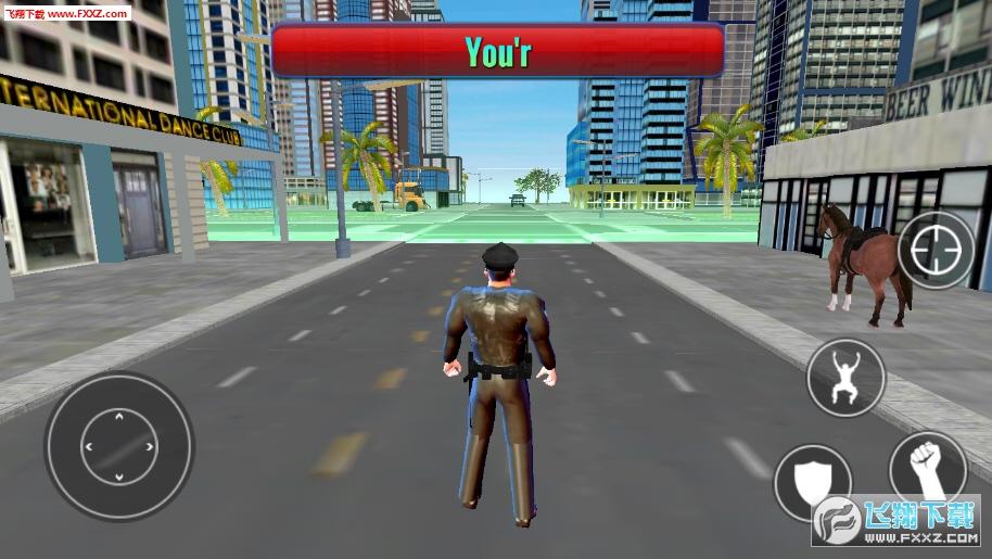 马警官3D游戏v1.0.3截图2