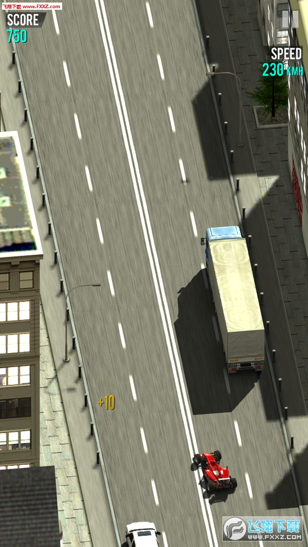 F1公路车手最新版v1.0截图2