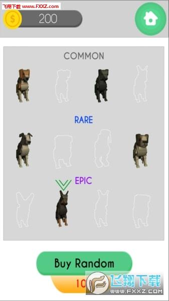 猎狗过河游戏v1.0截图1