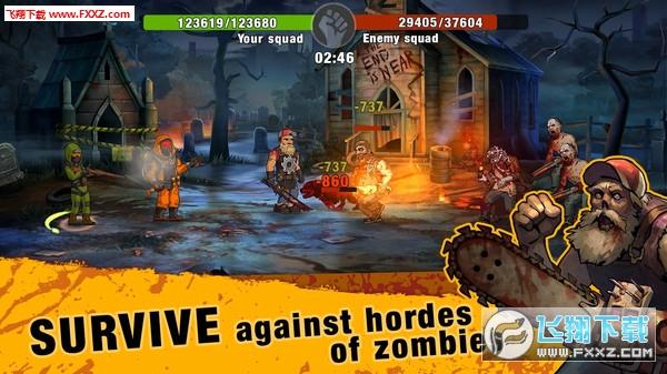 末日僵尸世界游戏v1.0.0截图2