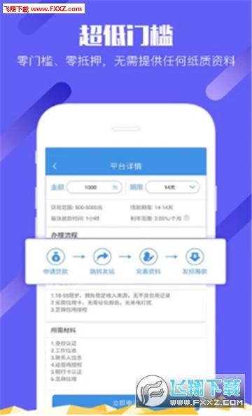 小熊速借app安卓版1.0.0截图0