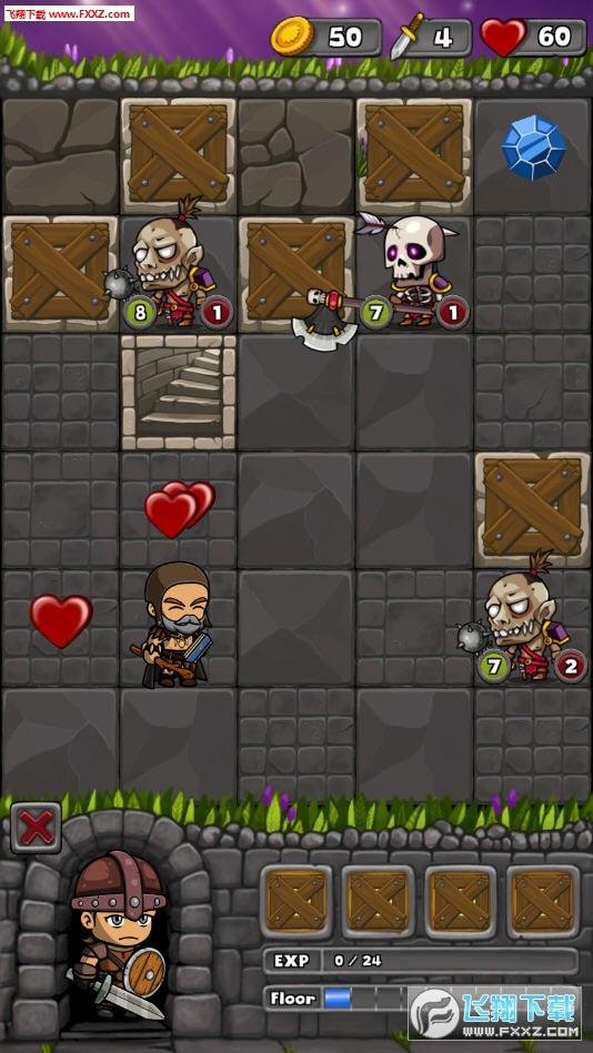 地牢骑士探索安卓版1.14截图2