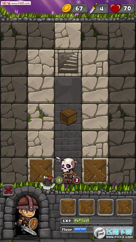 地牢骑士探索安卓版1.14截图3
