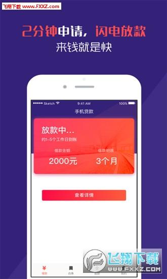 友友贷贷款v1.0截图0