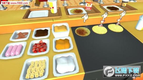 神奇的煎饼餐厅apk1.2截图2
