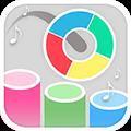 滚动的彩虹音符安卓版 v1.1