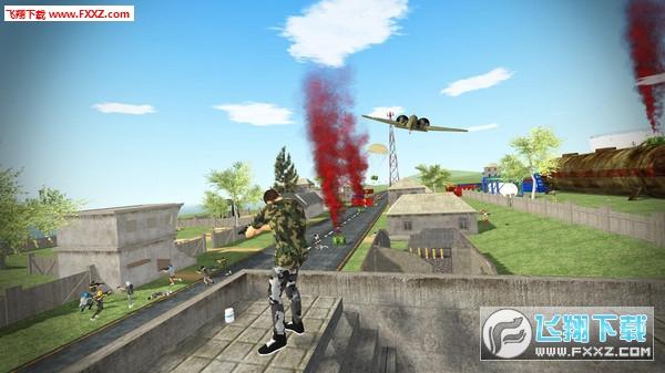 僵尸堡垒生存战最新版v1.0截图1