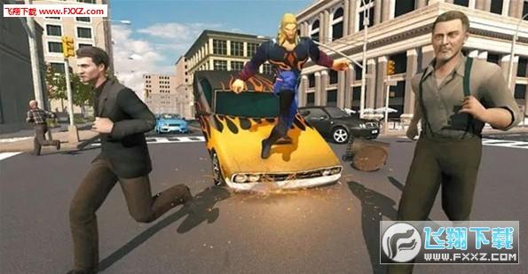 超级英雄锤神游戏v1.0截图3