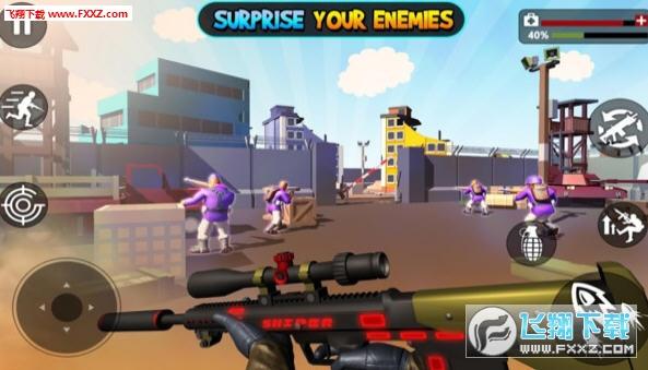 玩具士兵射击官方版截图2