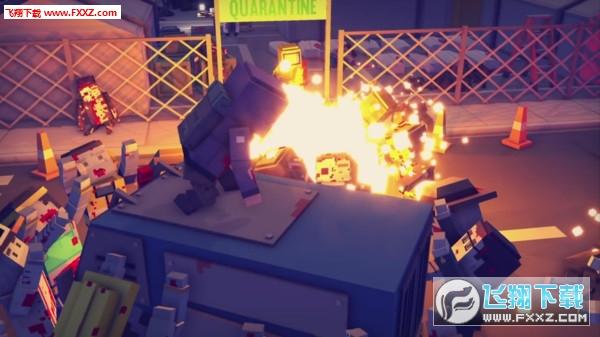 丧尸生存狙击游戏v1.0截图0